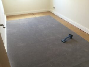 Carpet replacement before