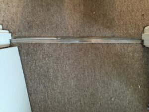 Carpet trim after
